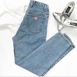 Vintage Guess High Raise Waist Mom Jeans 1050 SH